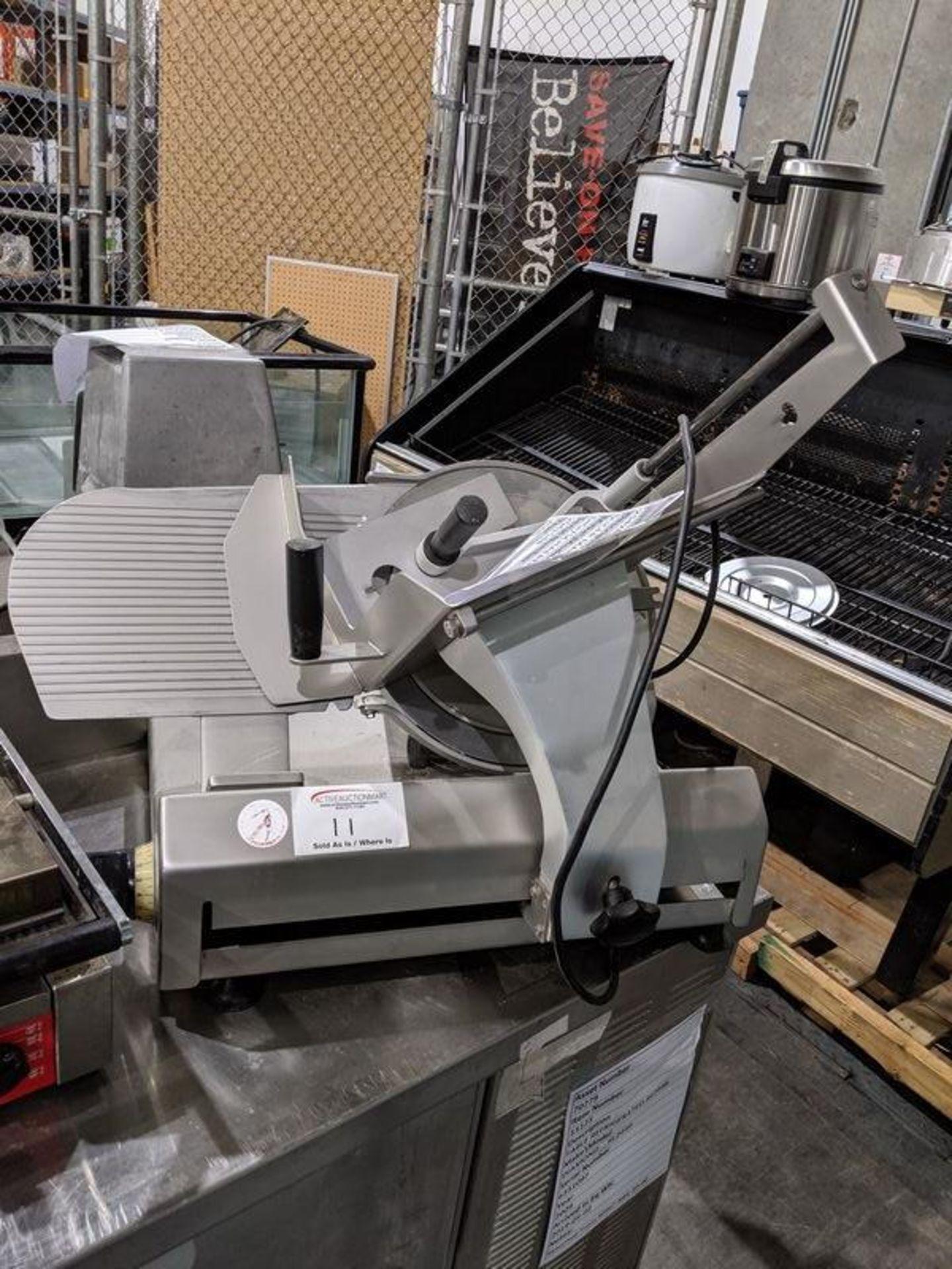 Lot 11 - Sharfen G330 Electric Slicer