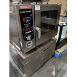 Lot 34 - Henny Penny Model ESC-615 Smart Combi Oven on Stand