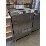 Hobart High Temp Undercounter Dishwasher - LXE Series