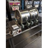 GB Double Chamber Vacuum Tumbler