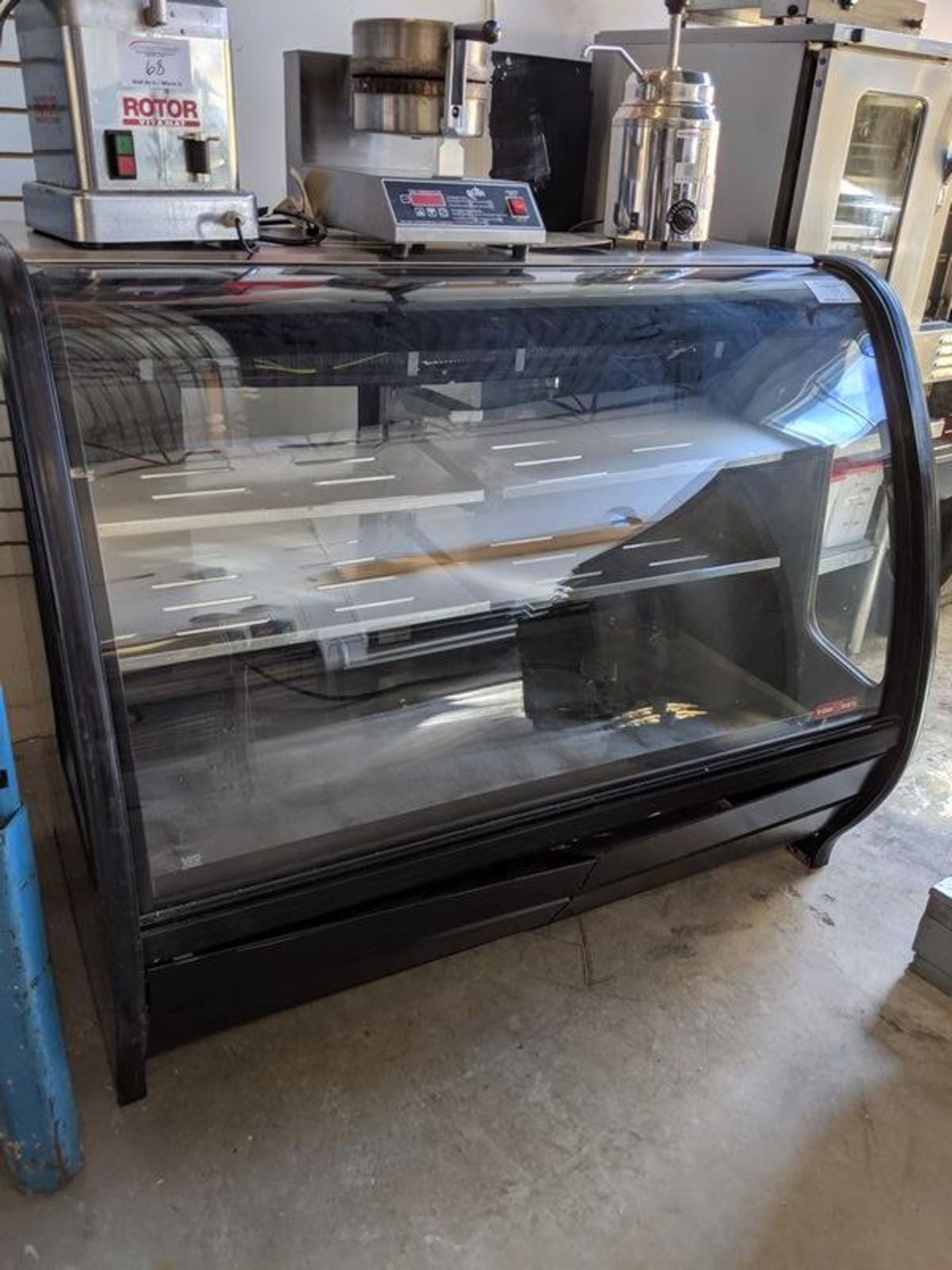 Lot 73 - Torrey Model TEM-150 Refrigerated Display Cooler