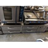 """Beverage Air 84"""" Self Contained Chef Base"""