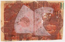 Hermann Glöckner (1889 Cotta b. Dresden - 1987 Berlin)o. T. (Variante zur Folge '10 Handdrucke').