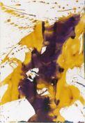 Grabmayr Franz1927-2015Tanzblatt IV2013Lithographie, Ed. 75 - signiert und nummeriert rückseitig84 x