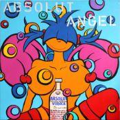 Feistmantl Olivergeb. 1965Absolut Angel2010Acryl auf Leinwand, signiert rückseitig120 x 120 cm