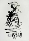 Gasteiger Jakobgeb. 1953Ohne Titel2004Lack auf Papier - handsigniert und datiert vorne42 x 29,5 cm