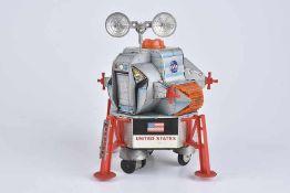 DSK DAISHIN KOGYO/ DAISHIN Apollo-11, Made in Japan, 70er Jahre, Blech/ Kunststoff,