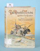 """Filchner, Wilhelm """"Das Rästel des Matschu - Meine...""""""""...Tibet-Expedition"""", zahlr. Abb. u. 3"""