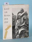 """Burckhardt, Titus """"Land am Rande der Zeit - Eine...""""""""...Beschreibung der marokkanischen Kultur"""","""