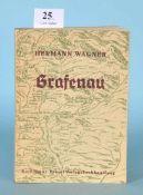 """Wagner, Hermann """"Grafenau - Geschichte der Stadt und...""""""""...ihrer Guldenstraße samt einer Chronik"""