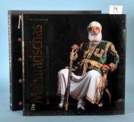 """Dwivedi, Sharada """"Die Maharadschas und die indischen...""""""""...Fürstenstaaten, zahlr., meist farb."""