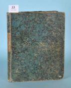 Das Buch der Welt - Ein Inbegriff des Wissenswürdigsten...zahlr., teilw. color. Tafeln, 380 S., Vlg.