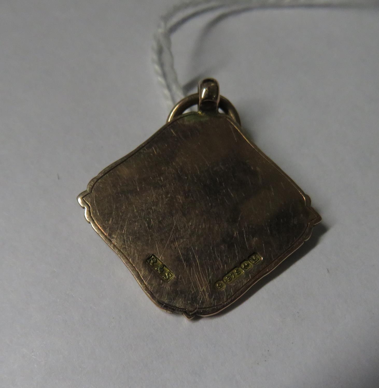 Lot 51 - 1936-1937 Northern Amateur Football League 9ct medal - 7.11grams