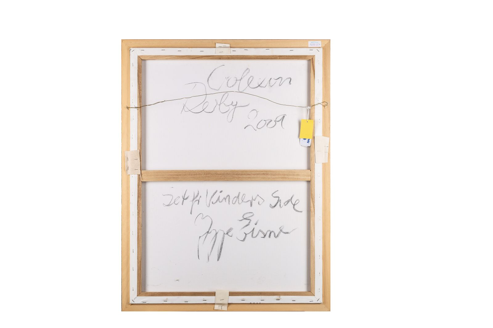 "Lot 41 - Jeppe Eisner, ausdrucksstarkes Ölgemälde ""Danish Derby"" Jeppe Eisner (geboren 1952) - Dänischer"