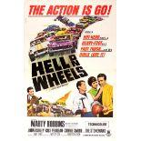 Cinema Poster Hell on Wheels B Movie