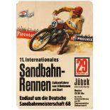 Sport Speedway Motorcycle Motorbike Racing Germany