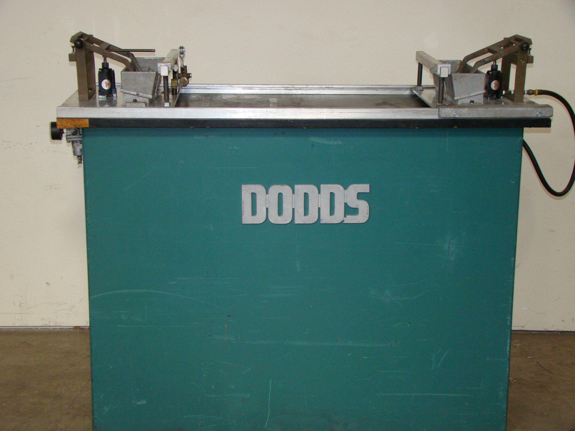 Lot 33 - Dodds Dovetail Gluer Model #G-8567-317
