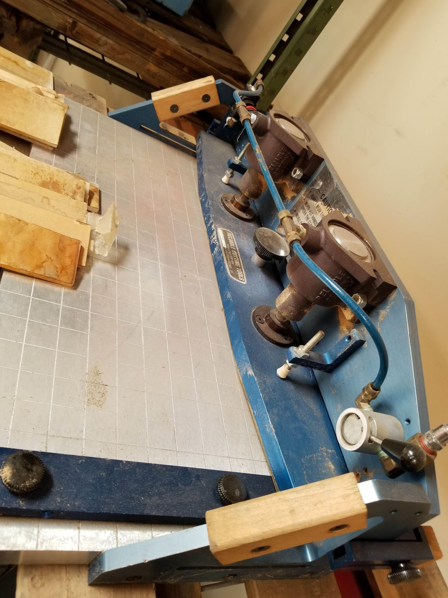 Lot 54 - Reliable Cutting Tools Panelcrafter Model 609 with Templates