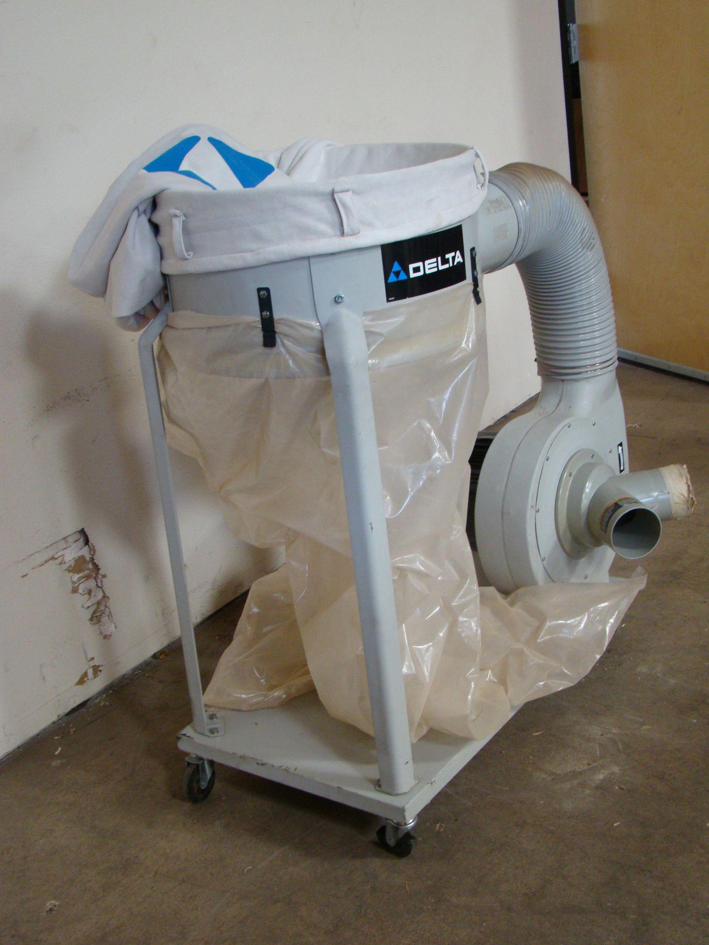 Lot 27 - Delta Dust Collector Model 50-850 1200 CFM 1.5 HP 115 Volt 1PH