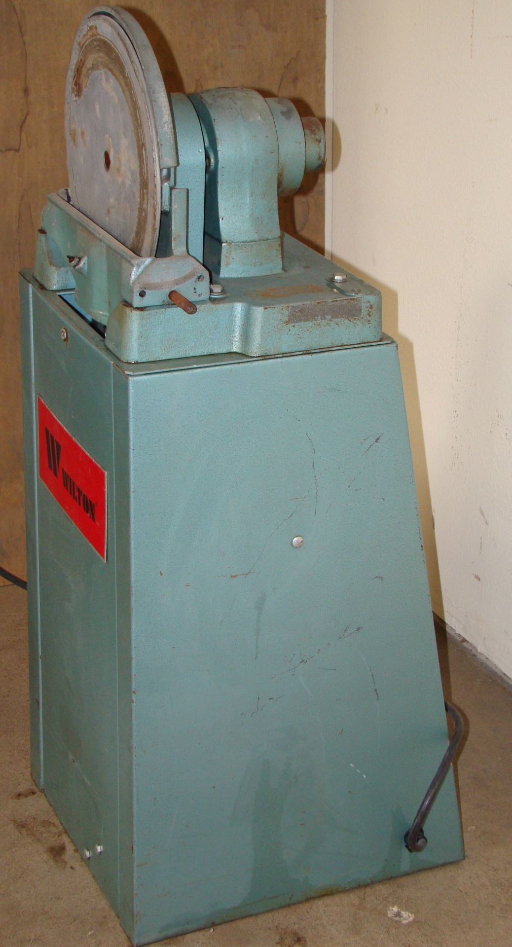 "Lot 15 - Wilton 12"" Disc Sander-No motor"