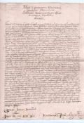 Most Holy Governing Synod Three documents XVIII century.Three documents of the Most Holy Governing