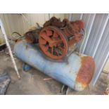 Lot 275 - AMP Model 0DP 10HP Air Compressor, sn:950002118