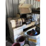 Lot 277 - Lathe  (under repair in shed)