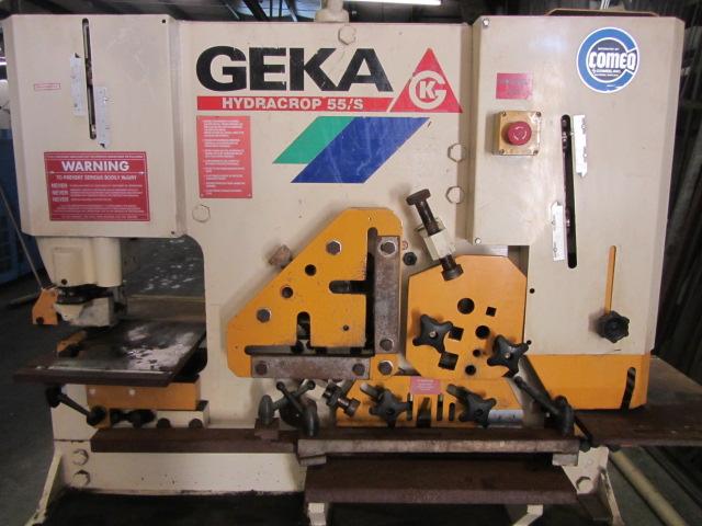 Lot 89A - Geka Hydracrop 55/S, sn:13018