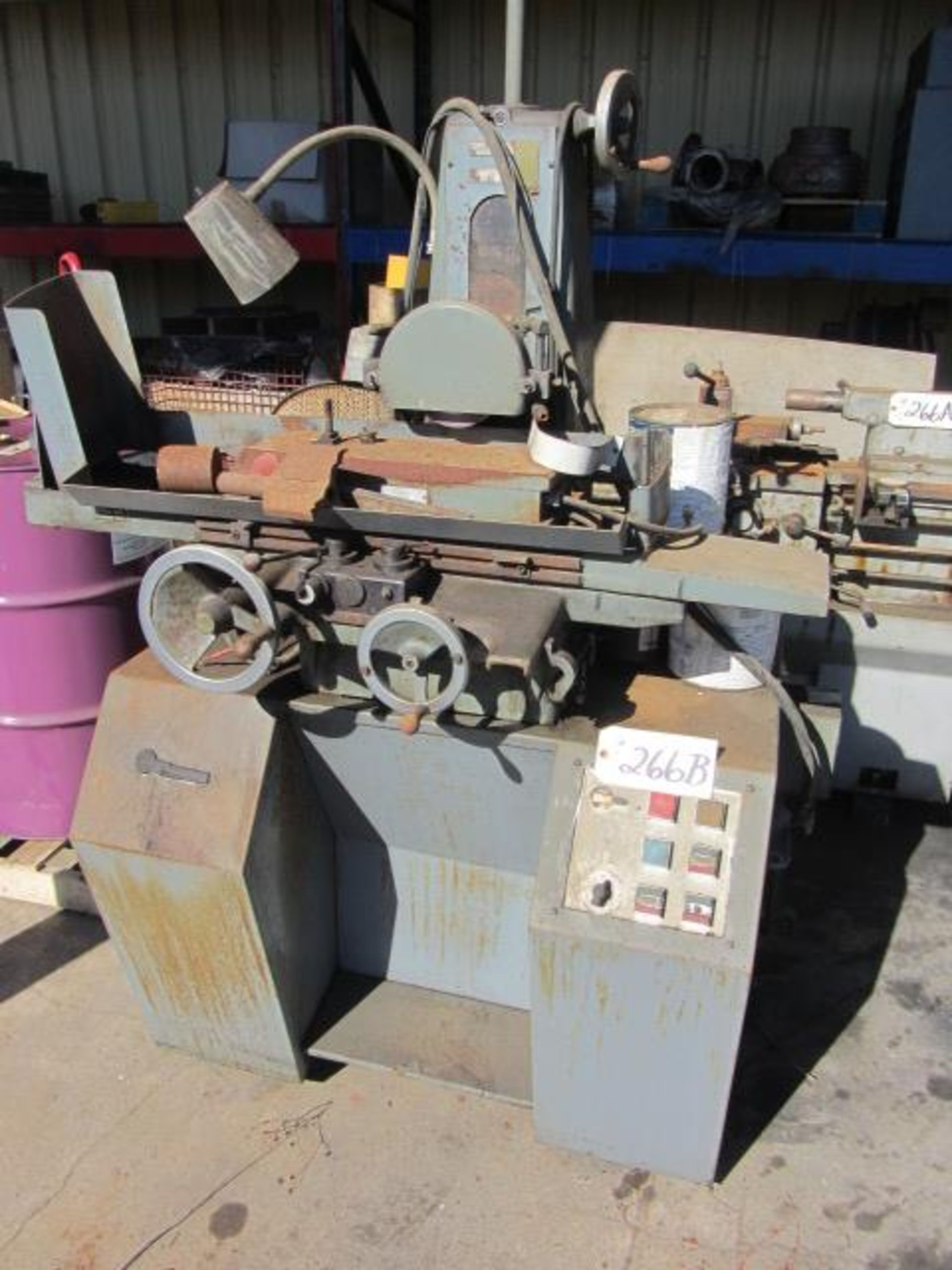 Lot 266B - Harig Surface Grinder  (outside under awning)