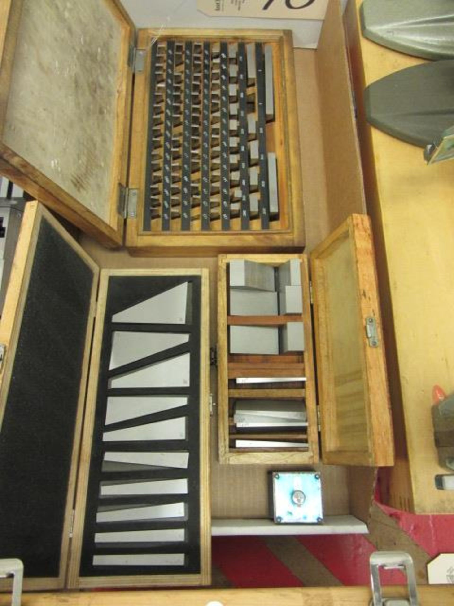 Lot 40 - Block Gauge Set, Parallels