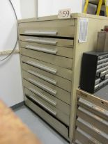 Lot 59 - Nu-Era 10 Drawer Cabinet