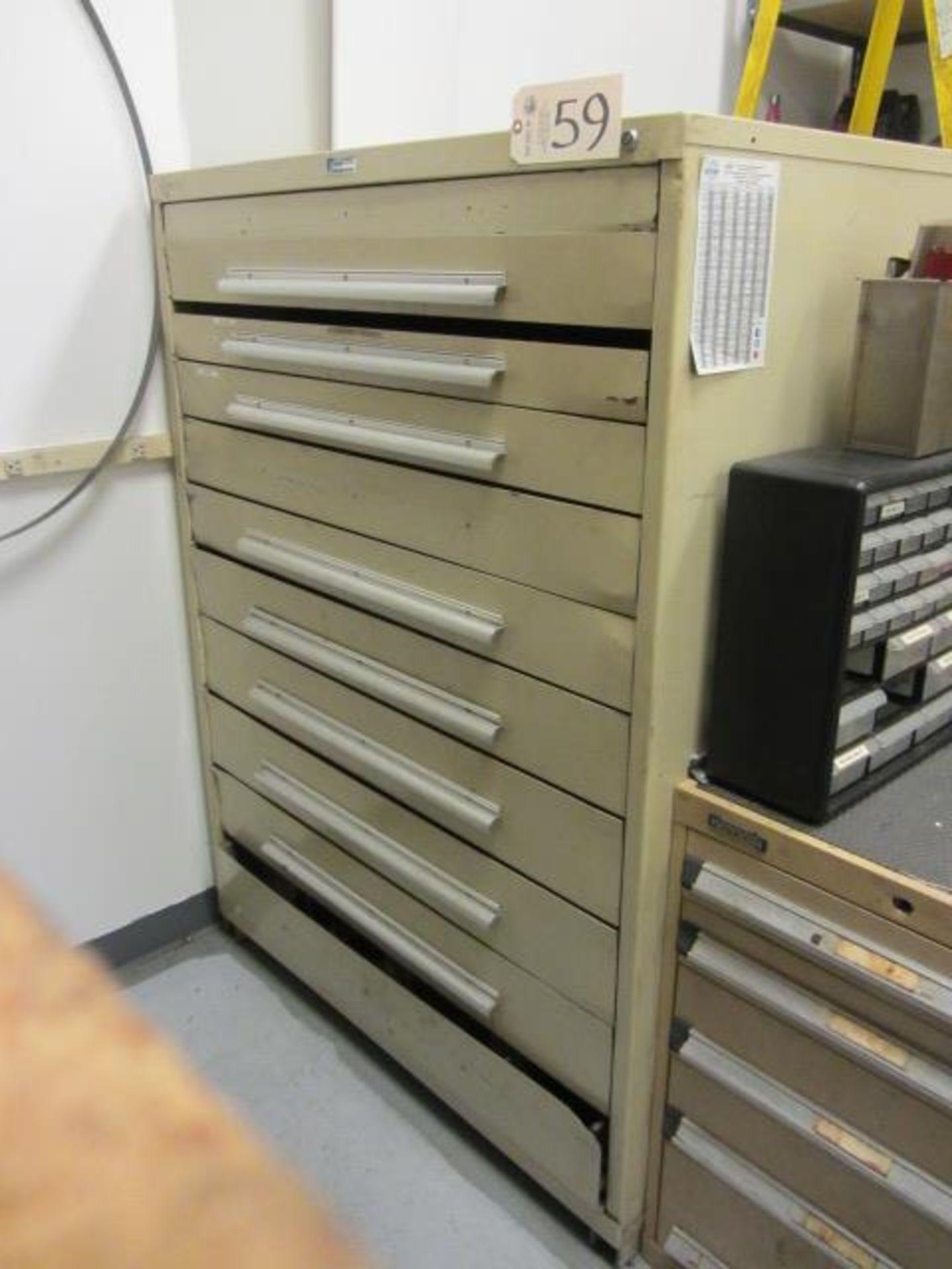 Lot 59 - Nu-Era 10 Drawer Cabinet