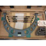 Lot 33 - Mitutoyo 12''-16'' Micrometer Set