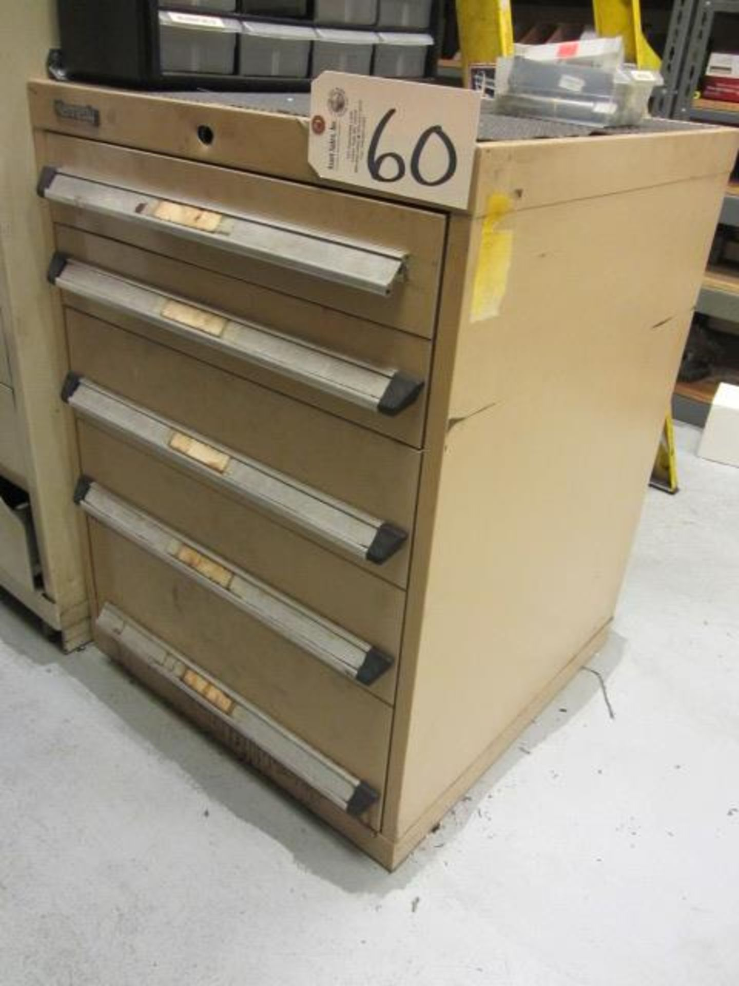 Lot 60 - Kennedy 5 Drawer Cabinet