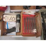 Lot 10 - Ingersoll Rand 114GCQ Air Hammer