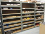 Lot 61 - (3) Shelves with Contents
