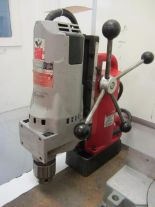 Lot 1 - Milwaukee #4262-1 Mag Base Drill, sn:502A199161108