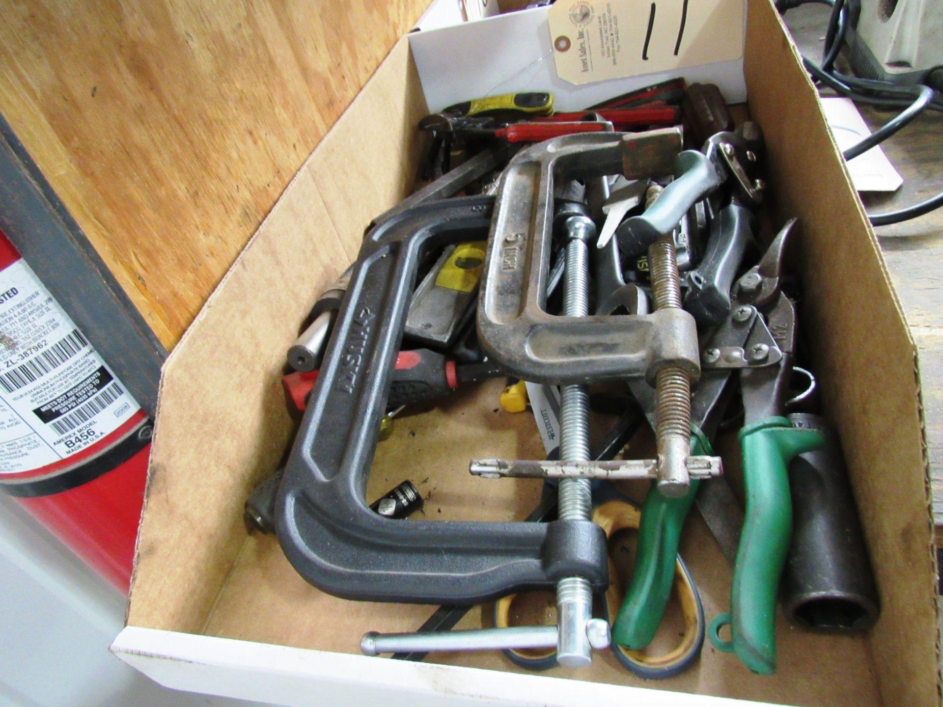 Lot 11 - Shop Tools