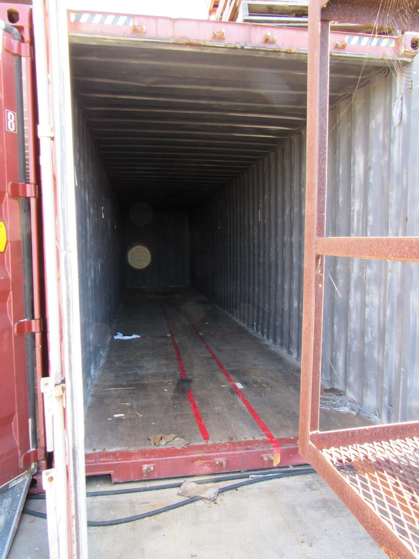 Lot 49 - Nantong Shipping Container
