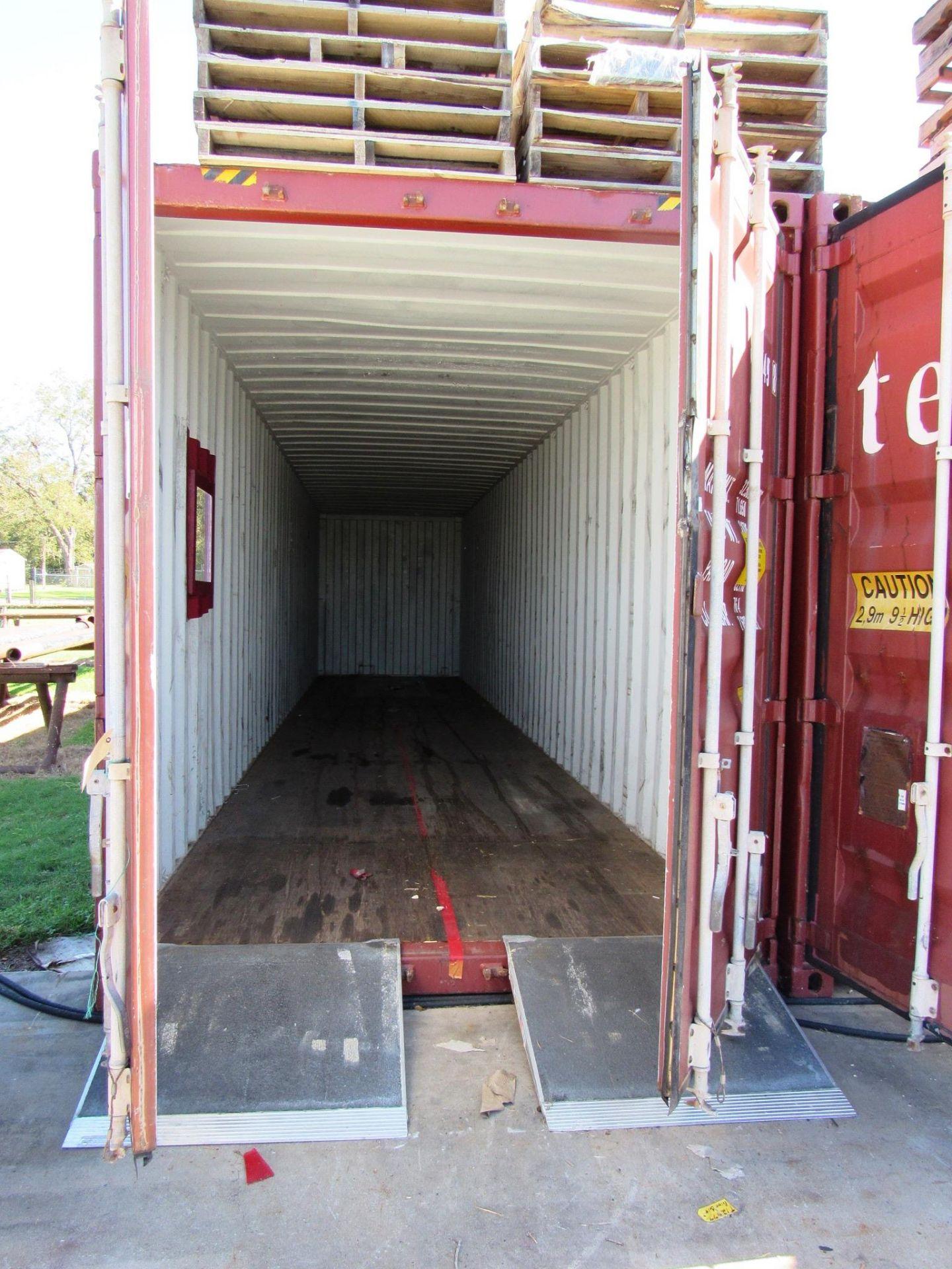 Lot 50 - Nantong Shipping Container