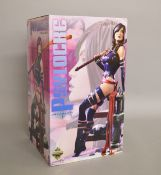 A Sideshow Exclusive limited edition 1:4 scale resin figure, 'Psylocke Comiquette', #70 of 450,