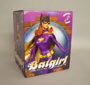 Batman classic TV series pre painted Batgirl by Tweeter Head.