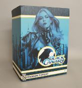 A Sideshow Premium Format limited edition 1:4 scale resin figure, 'Black Canary', #0677 of 1000,