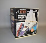 A boxed Kenner Star Wars ROTJ Imperial Shuttle Vehicle,