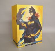 A Sideshow Premium Format limited edition 1:4 scale resin figure, 'Batgirl', #1329 of 1500, boxed,
