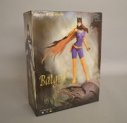 A Yamato limited edition (WEB Exclusive Version) 1:6 scale resin figure, 'Batgirl' by Luis Royo,