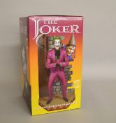 Batman classic TV series, The Joker limited edition maquette by Tweeter Head,