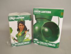 A Green Lantern Power Battery Prop Replica by DC Collectibles,