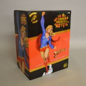 Super Powers collection, Supergirl limited edition maquette 1:6 scale by Tweeter Head,
