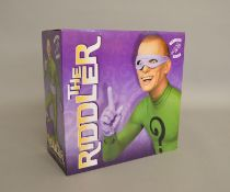 Batman classic TV series, limited edition The Riddler maquette by Tweeter Head.